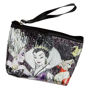 Disney Villains Cosmetics Bag for Women