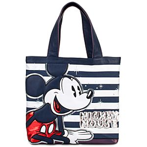 Stars and Stripes Mickey Mouse Tote