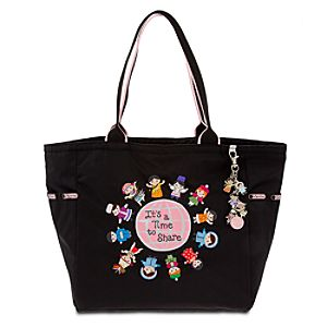 its a small world Tote by LeSportsac