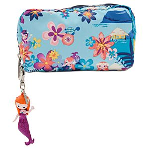 Tahitian Dreams its a small world Cosmetic Bag by LeSportsac