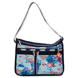 Tahitian Dreams its a small world Deluxe Everyday Bag by LeSportsac