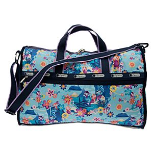Tahitian Dreams its a small world Large Weekender Bag by LeSportsac
