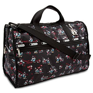 Mickey and Minnie Mouse Weekender Bag by LeSportsac