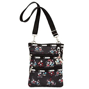 Mickey and Minnie Mouse Kasey Bag by LeSportsac