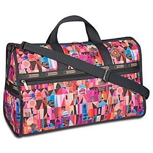 LeSportsac <i>Its A Small World</i> Weekender Bag for Women