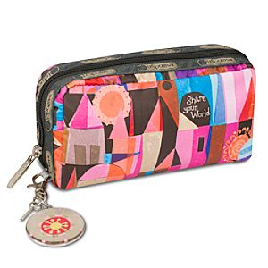 LeSportsac <i>Its A Small World</i> Cosmetics Bag for Women