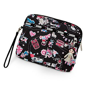 ''it's a small world'' iPad Case by LeSportsac