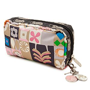 ''it's a small world'' Cosmetic Bag by LeSportsac - ''Global Journey''