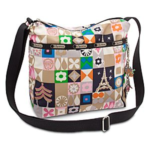 its a small world Cleo Crossbody Bag by LeSportsac - Global Journey
