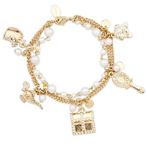 Disney Princess Charm Bracelet - Disney Fairytale Designer Collection