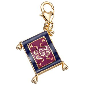 Kidada for Disney Store Aladdin Magic Carpet Charm