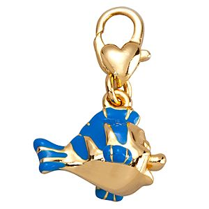 Kidada for Disney Store The Little Mermaid Flounder Charm