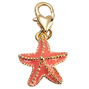Kidada for Disney Store The Little Mermaid Starfish Charm