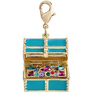 Kidada for Disney Store The Little Mermaid Treasure Chest Charm