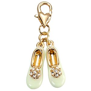 Kidada for Disney Store Peter Pan Tinker Bell Shoes Charm