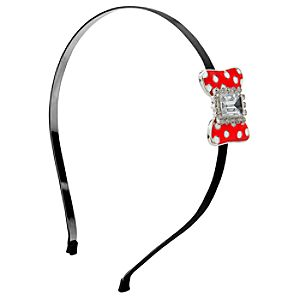 Minnie Mouse Bow Headband for Women