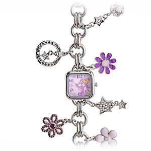 The Art of Tink Tinker Bell Charm Bracelet Watch for Woman