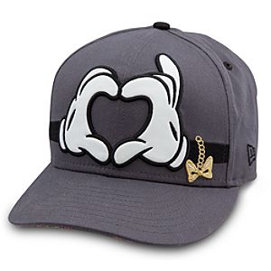 Kidada for Disney Store Mickey and Minnie Mouse Hat for Women by 9FIFTY