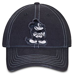 Nostalgia Mickey Mouse Baseball Cap for Adults