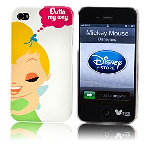 Kidada for Disney Store Tinker Bell iPhone 4/4S Case