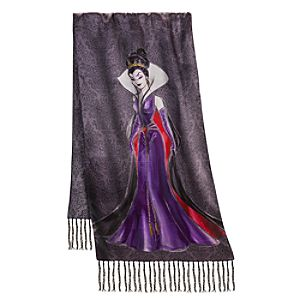 Disney Villains Evil Queen Scarf for Women