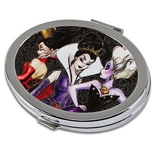 Disney Villains Compact Mirror