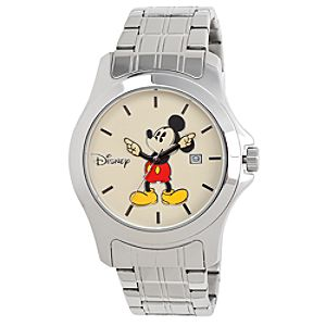 Mickey Mouse Vintage Fashion Watch for Men