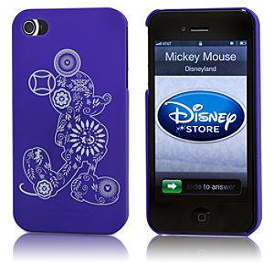 Mickey Mouse iPhone 4/4S Case - Artist Series One