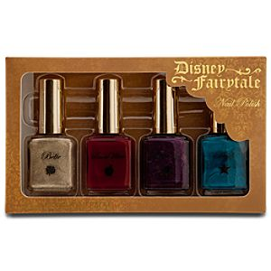 Disney Princess Nail Polish Set - Disney Fairytale Designer Collection