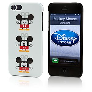 Mickey Mouse iPhone 5 Case - Artist Series Two