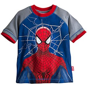 The Amazing Spider-Man Raglan Tee for Boys