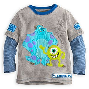 Monsters, Inc. Tee for Boys