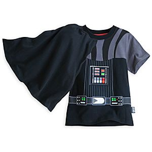 Darth Vader Fashion Tee with Cape