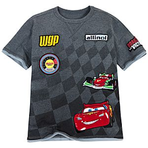 Road 2 Victory Cars 2 Tee for Boys