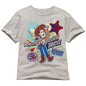 Sheriff Woody Tee for Boys