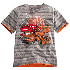 Speed Shop Cars 2 Tee for Boys