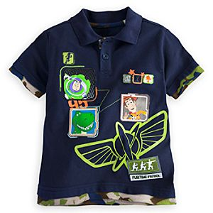 Toy Story Polo Shirt for Boys