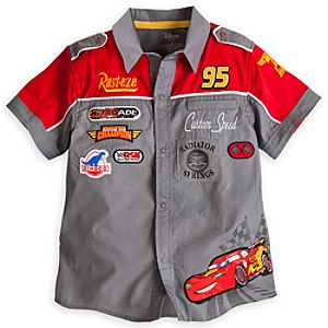 Lightning McQueen Shirt for Boys