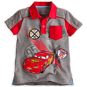 Cars Polo Shirt for Boys