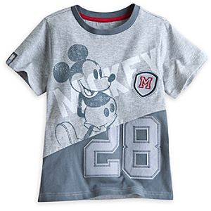 Mickey Mouse Crew Tee for Boys