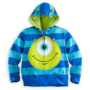 Mike Wazowski Hoodie for Boys - Monsters, Inc.