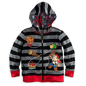 Jake and the Never Land Pirates Hoodie for Boys