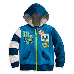 Monsters University Hoodie for Boys