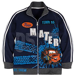 Tow Mater Jacket for Boys