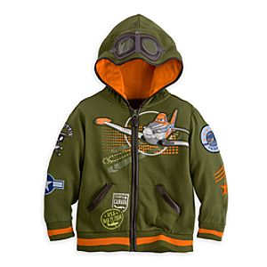 Planes Hoodie for Boys