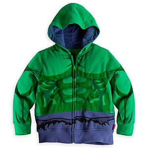 The Hulk Hoodie for Boys