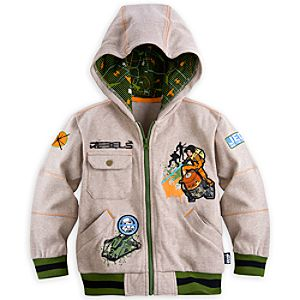 Star Wars Rebels Hoodie for Boys