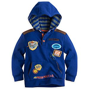 Dusty Crophopper Pullover Hoodie for Boys