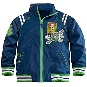 Personalizable Toy Story Jacket for Boys