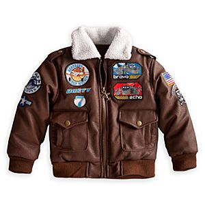 Planes Bomber Jacket for Boys
